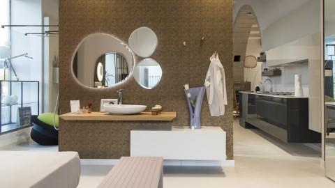 Showroom sala mostra Barone Arredamenti Comiso Ragusa.